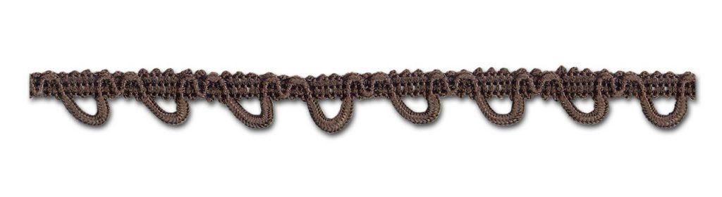 Galon boutonnière élastique  15mm