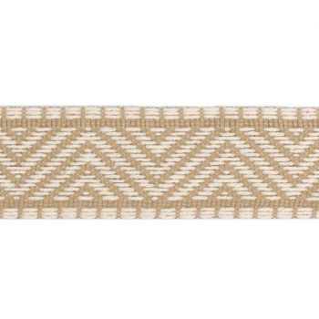 Galon coton poly   27mm