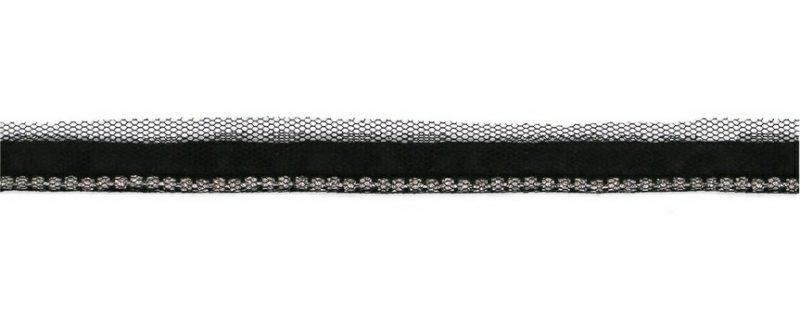 Passpoil chaîne strass   10mm