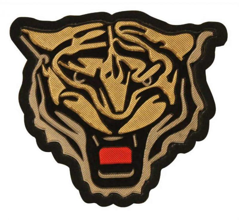 Application thermo tigre effet métallisé
