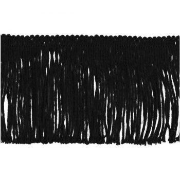 Galon coton frange    30mm à 60mm