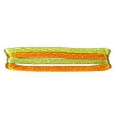 Cordelière multi color     2mm