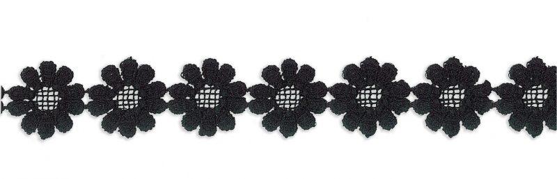 Guipure fleur   25mm