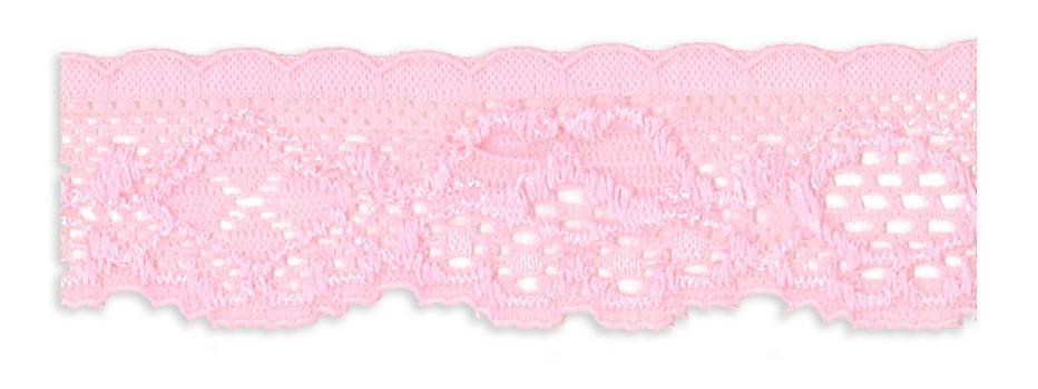Dentelle nylon élastique 27mm