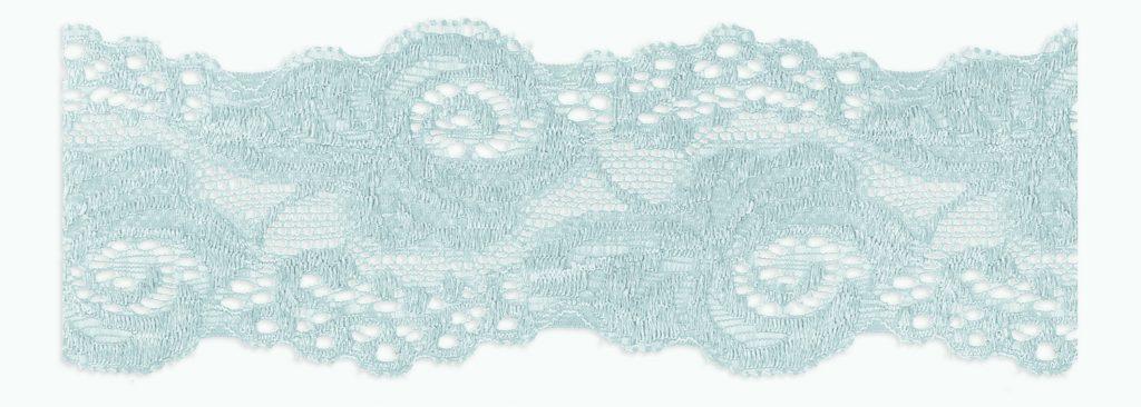 Dentelle nylon élastique 59mm