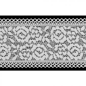 Dentelle nylon élastique   56mm