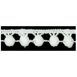 Galon pompons coton   10mm