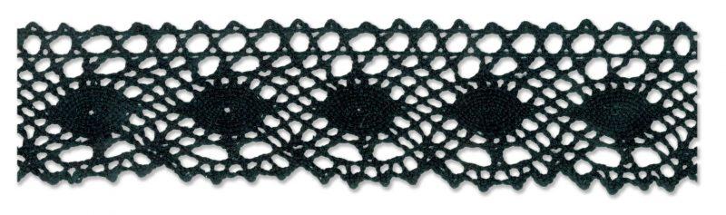 Dentelle coton    40mm