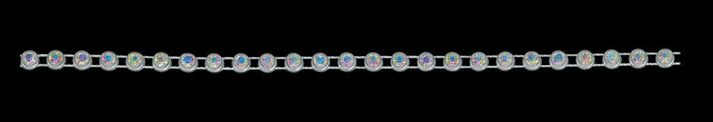 Ruban strass cristal 3.5mm