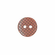 Boutons fantaisies poly 2 trous   13mm à 22mm
