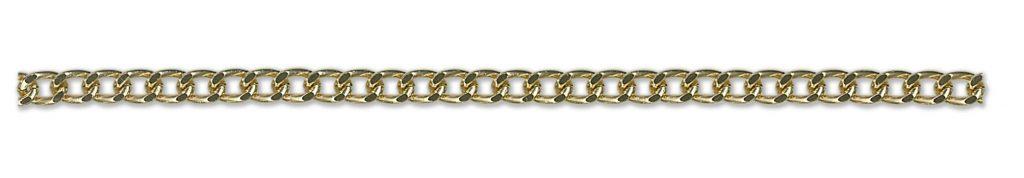 Chaine aluminium nickel free  6mm