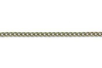 Chaine aluminium nickel free   3.5mm