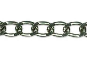 Chaine aluminium nickel free  11mm