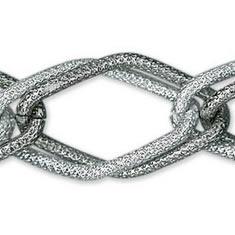 Chaîne aluminium nickel free   25mm