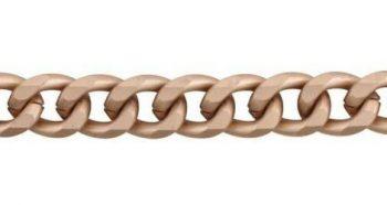 Chaine aluminium nickel free   15mm