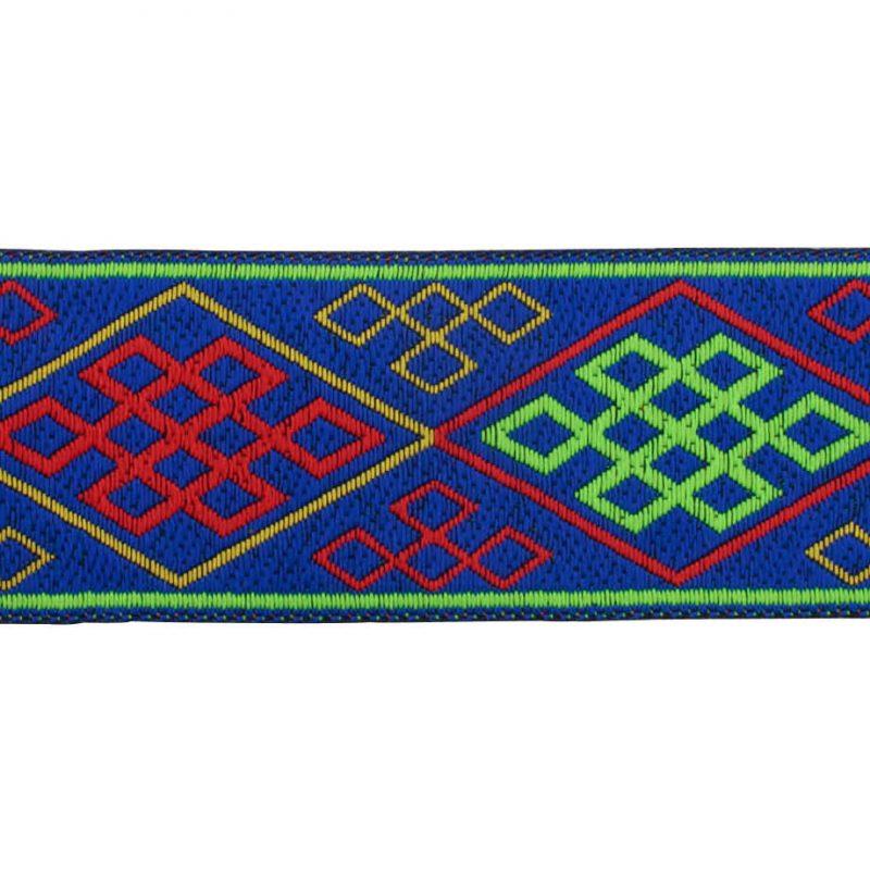 Galon motif géométrique   50mm