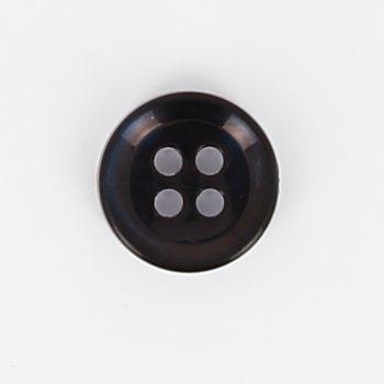 Boutons 4 trous acryclique   11mm