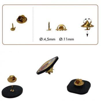 Pins de sécurité métal   Ø11mm