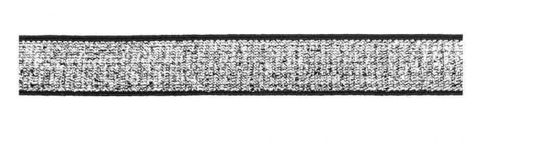 Elastique métalisé   10mm à 20mm