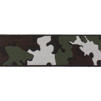 Elastiques camouflage   45mm