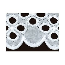 Broderie anglaise coton    67mm