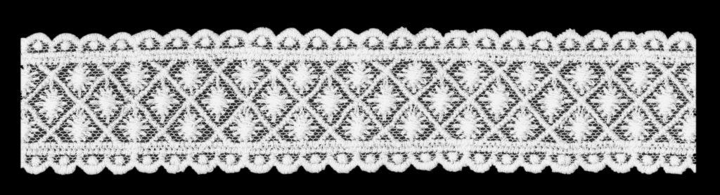 Dentelle coton nylon   35mm