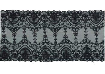 Dentelle tulle baroque 205mm