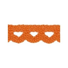 Dentelle ondulée poly   11mm