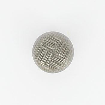 Boutons métal nikel free à pied   9mm