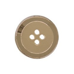 Boutons métal 4 trous   15mm à 27mm