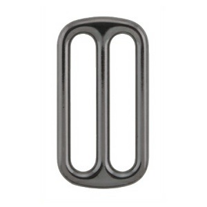 Boucle à passant métal nickel free   15mm à 38mm0mm