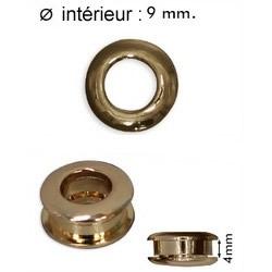 Anneaux à clipser métal     015