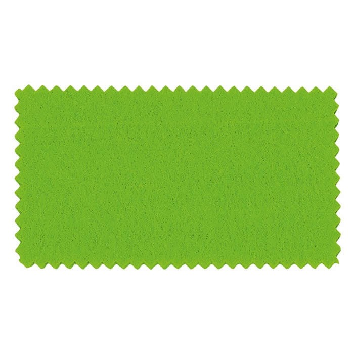Feuille feutrine 100% polyester    23x30mm