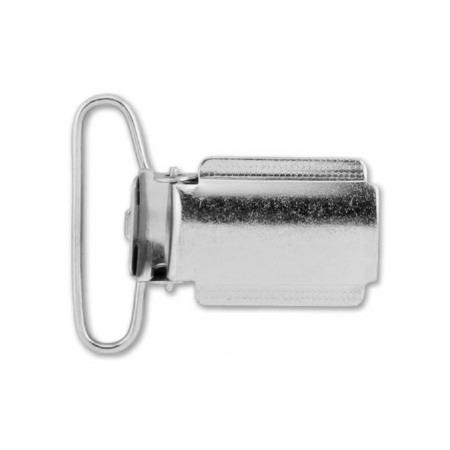 Pinces bretelles nikel free  15mm à 35mm