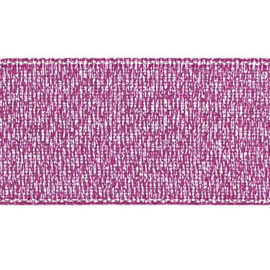 Ruban lamé métalisé 3mm à 76mm