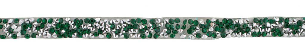 Galon thermocollant cristal 10mm à 20mm