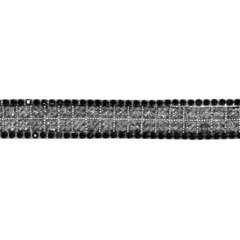 Galon strass thermo   13mm