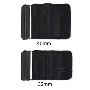 Aggrafe soutien-gorge   32mm à 40mm