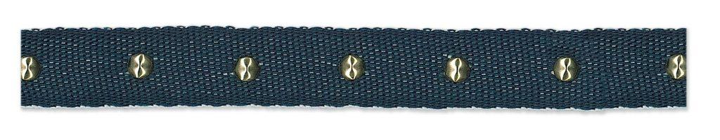 Galon jean avec clous  20mm
