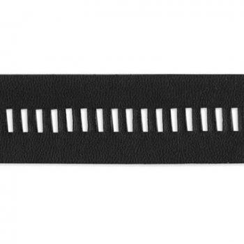Galon echelle imitation cuir    25mm
