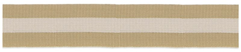 Sangle gros grain bi-color    30mm
