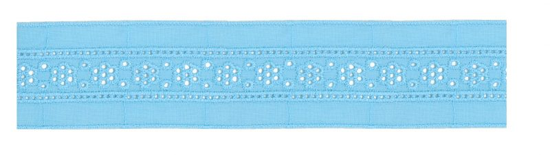 Broderie anglaise entre 2 30mm