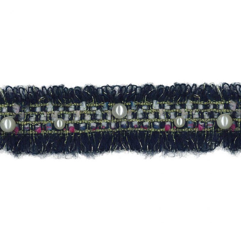 Galon passementerie perlé   35mm