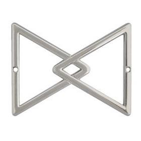 Applique métal  nickel free