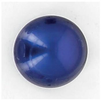 Bouton à pied perle demi boule. 09mm à 15mm