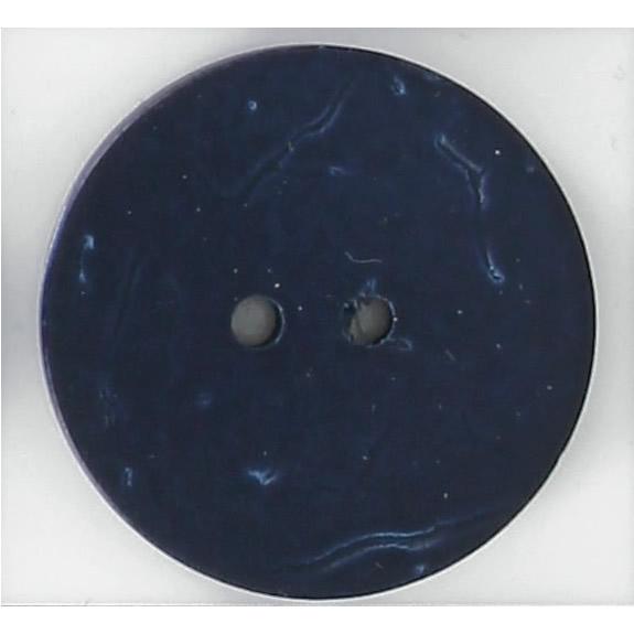 Bouton 2 trous coco peint 22mm à 50mm