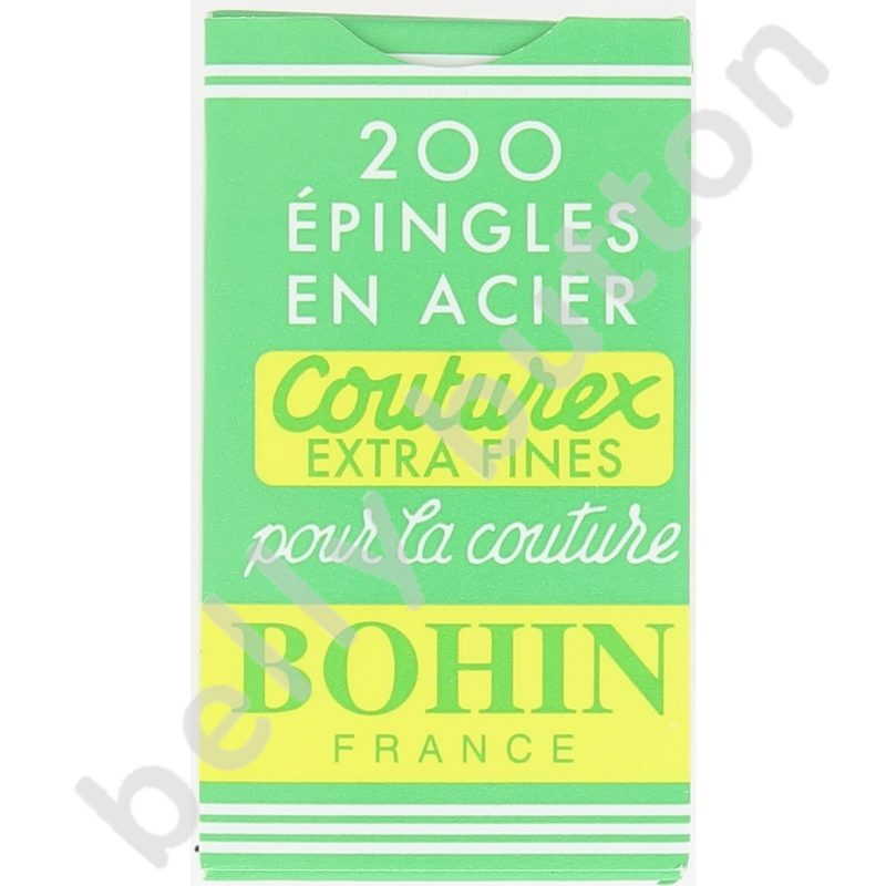 Epingles couture extra fines 200e ec4 n°4