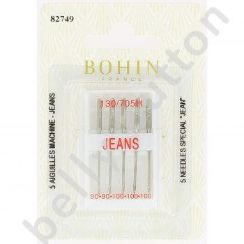 Aig machine nina jeans assort 90-100 carte x 5