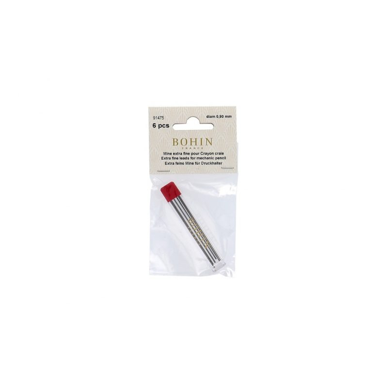 Recharge mine 0.9mm gris blister