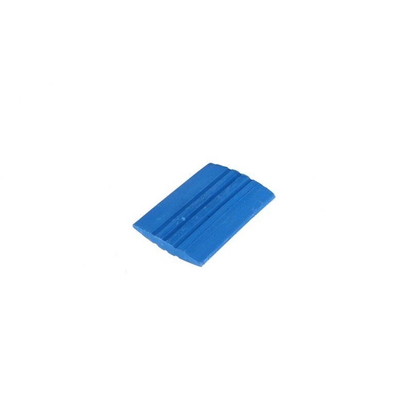 Craie tailleur bleue    blist x1